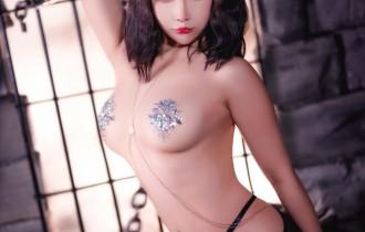 Coser@抱走莫子A – VOL.30水晶荡漾[34P1.38G]