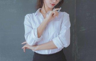 Coser@黑川 – NO.017教师OL服装[45P176M]