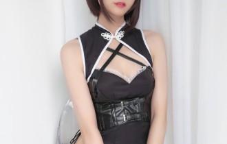 Coser@眼酱大魔王w – NO.017狼化[23P92M]