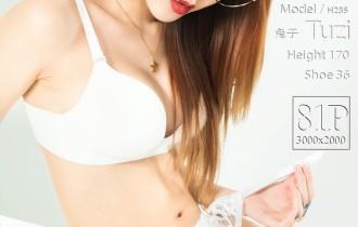 Ligui丽柜 – 2020.11.09《白色恋人》兔子[82P75M]